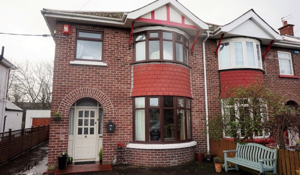 Semi-detached house in Coleraine