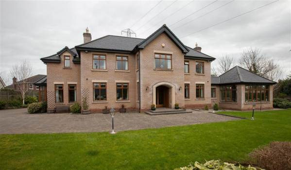Detached house in Coleraine