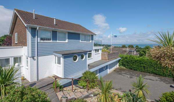 Detached house in Seaview, Isle of Wight
