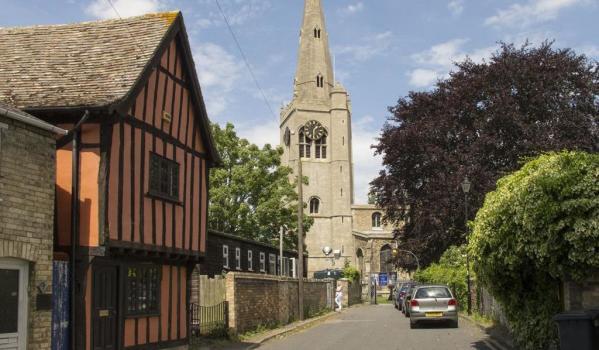 Church in Godmanchester