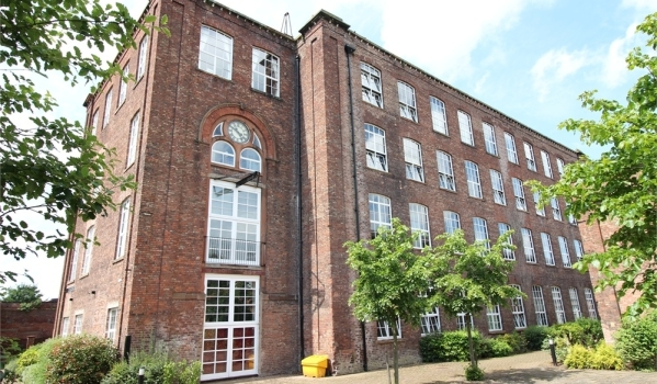 Converted mill in Carlisle