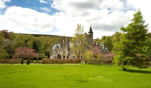 Scottish Baronial mansion