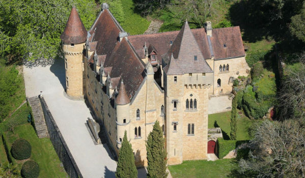10-bedroom castle in Sarlat La Caneda