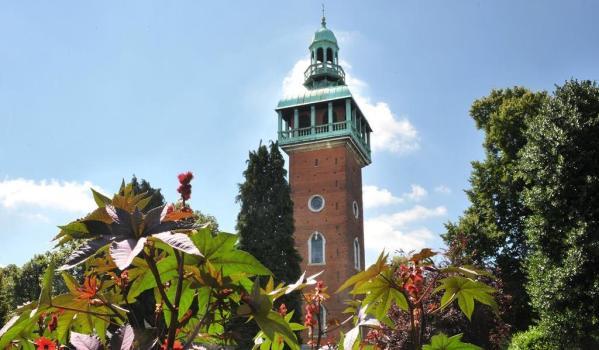 Carillon Tower in Loughborough