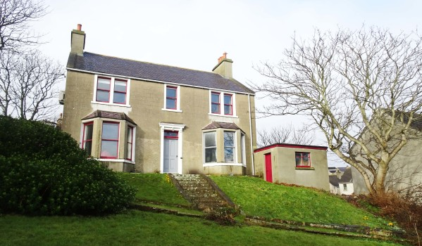 House for sale in Orkney Islands.