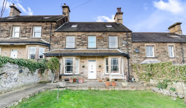 House for sale in Bakewell.