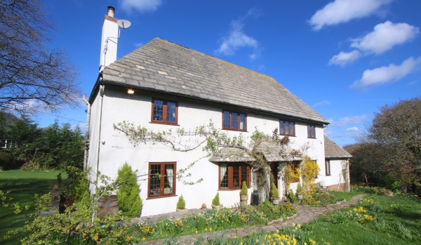 House for sale in Corfe Castle.