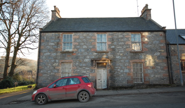 Seven-bedroom house in Dufftown