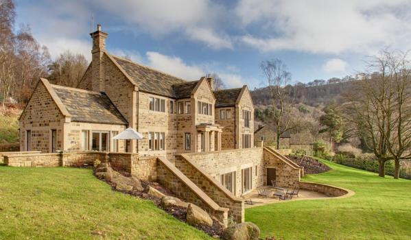Mansion for sale in the Peak District