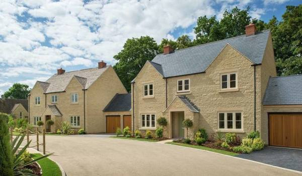 New-build homes for sale in Tetbury