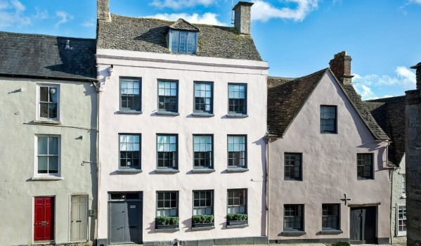 Townhouse in Tetbury