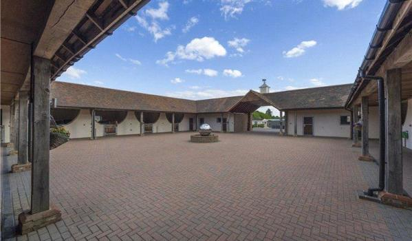 Stables of a six-bedroom country house near Chiddingfold