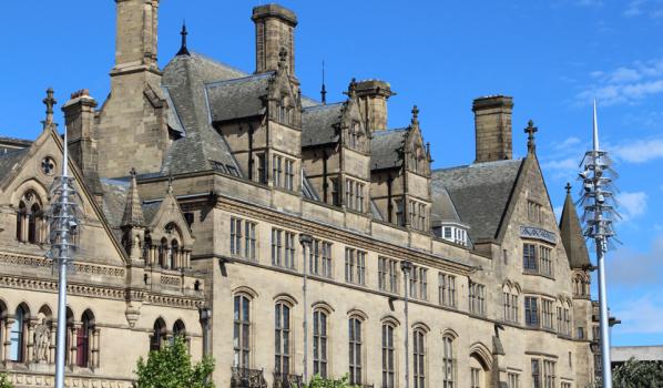Period building in Bradford