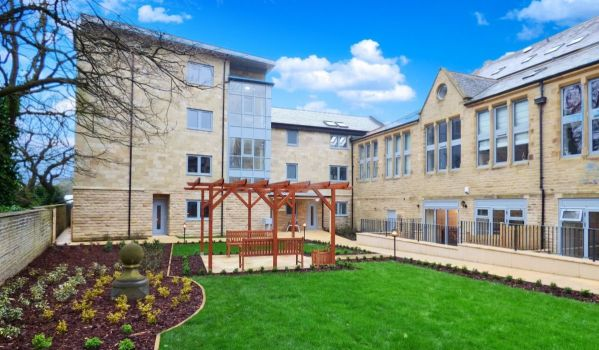 School conversion in Bradford
