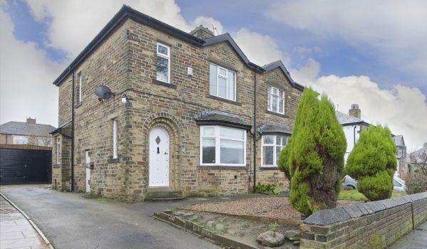 Semi-detached house in Bradford