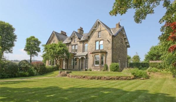Victorian villa in Clayton, Bradford