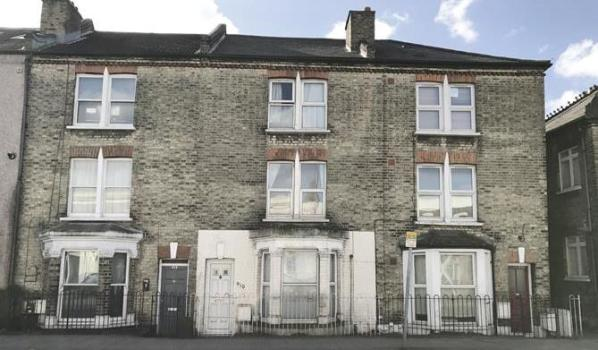 Victorian terraced house in Tooting