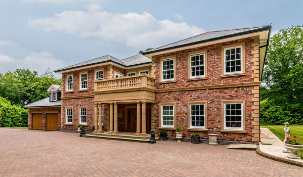 Mansion in Little Aston, Birmingham
