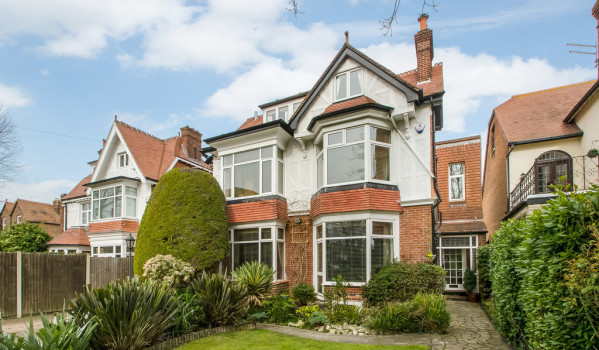 Detached Edwardian house in Southsea, Portsmouth
