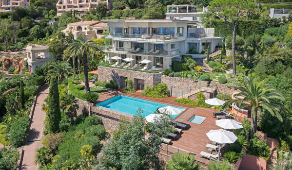 Luxury home near Cannes