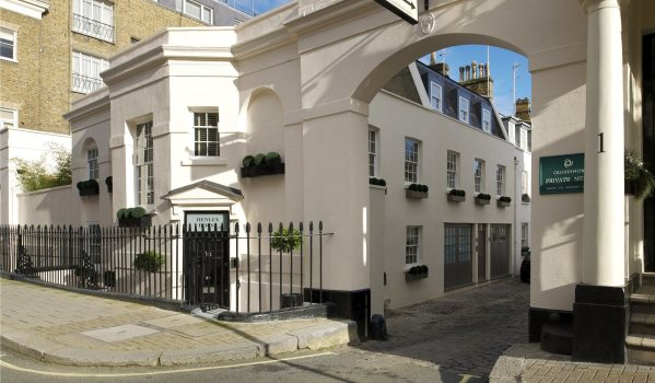 Luxury mews house in Pimlico