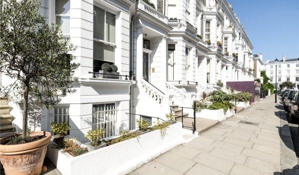 Luxurious west London maisonette
