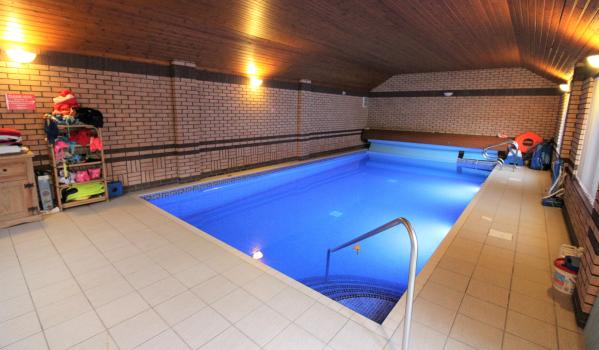 Indoor Swimming Pool In Fleetwood