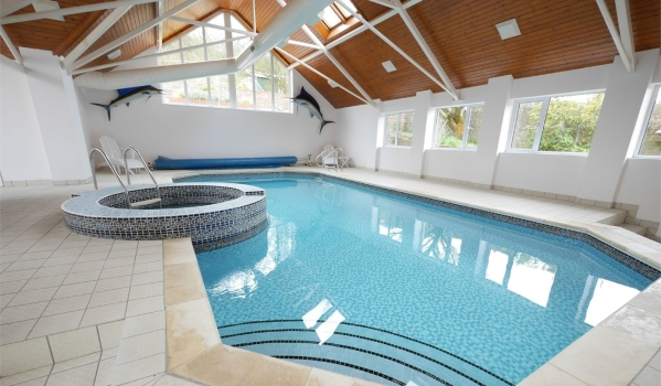 Indoor Swimming Pool In Whitehaven