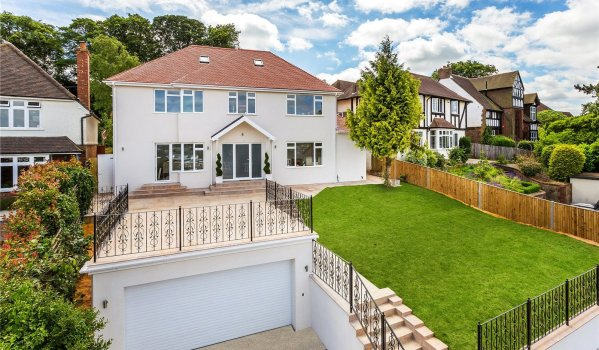 Modern family home in Guildford