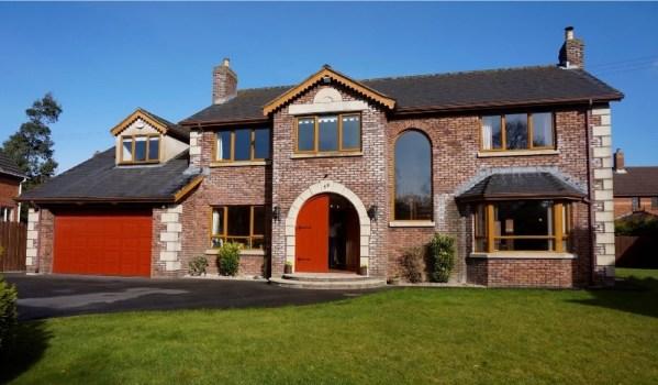 Five-bedroom detached house in Bangor