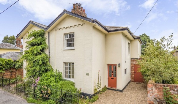 Semi-detached Victorian home in Boxted