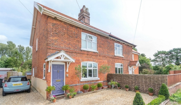 Beautiful cottage in Fakenham