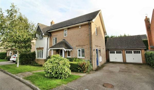 Family home in Castlethorpe