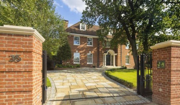 £19m mansion in London