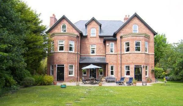 Five-bedroom detached house in Shireburn Road, Freshfield, Liverpool, for £1.7m