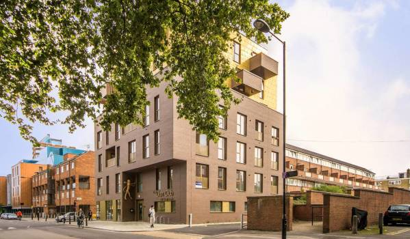 One-bedroom flat in Hoxton with Help to Buy London