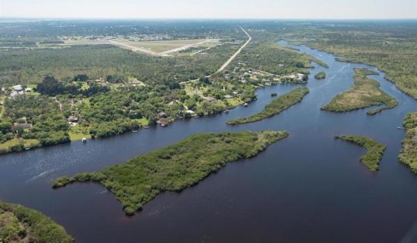 Island in Florida