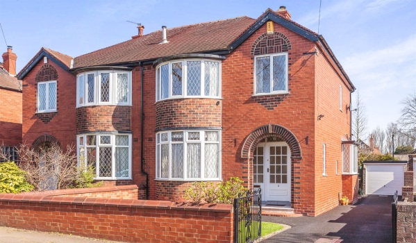 Semi-detached home for sale