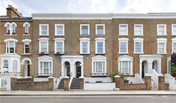 Two Bedroom Flat In Wandsworth Common