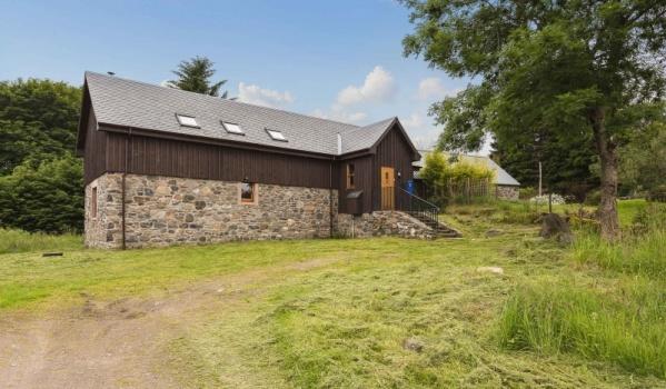 Detached house in Kirkmichael