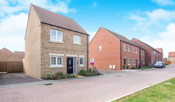 Three-bedroom detached house in Swaffham, Norfolk