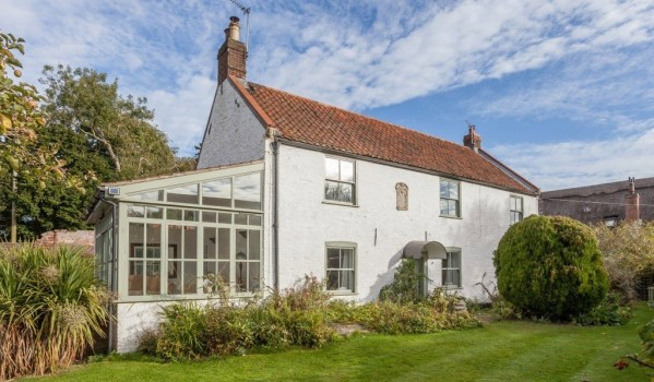 Four-bedroom farmhouse in Great Yarmouth, Norfolk