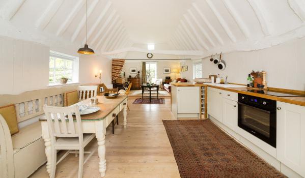 One-bedroom cottage in Kingston