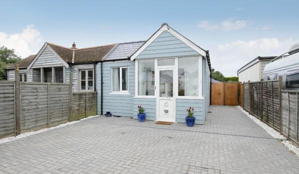One-bedroom semi-detached bungalow in Studd Hill
