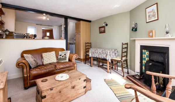 One-bedroom cottage in Northrepps