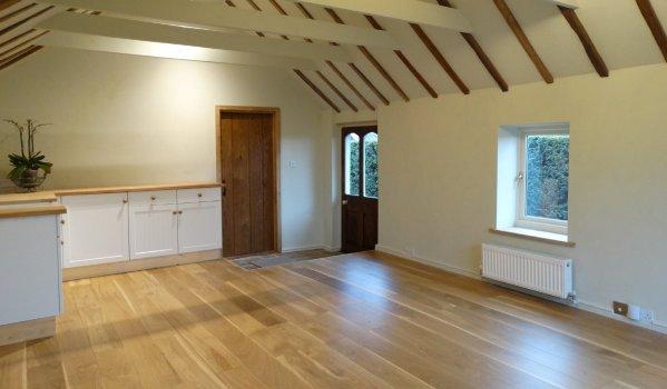 One-bedroom barn conversion in Staplehurst