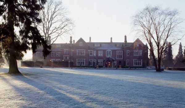 Bishopsgate House in Englefield Green