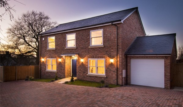 Detached house in High Street, Kingston Blount, Chinnor