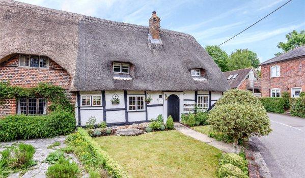 Period cottage in Berkshire