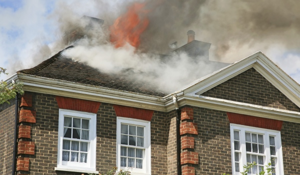 A worrying number of properties in the UK do not have a smoke alarm